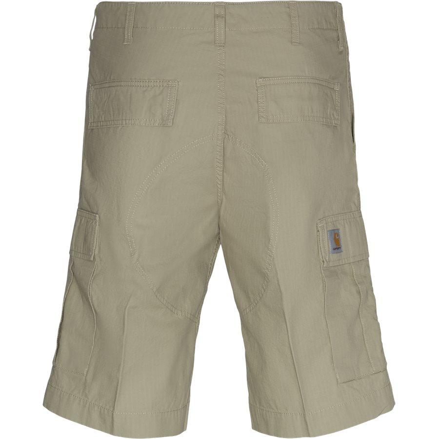 REGULAR CARGO SHORT. I015999 - Regular Cargo Shorts - Shorts - Regular - WALL RINSED - 2